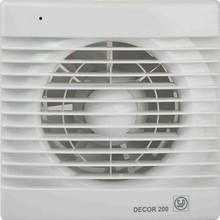 Вытяжной вентилятор Soler&Palau Decor 200C