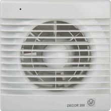 Вытяжной вентилятор Soler&Palau Decor 200CR