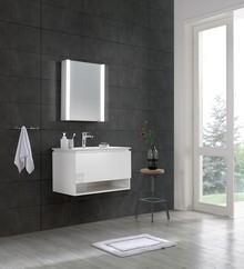 Зеркало-шкаф Esbano ES-3814 55х70