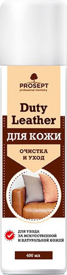 Очиститель для кожи Prosept Duty Leather 400 мл
