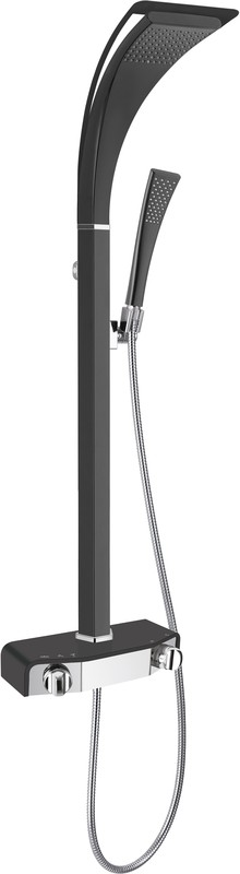Душевая стойка Gllon GL-SF2020B-S