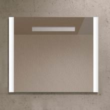 Зеркало Sanvit Санвит 100 белый глянец