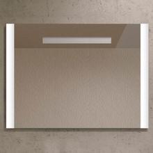 Зеркало Sanvit Санвит 120 белый глянец