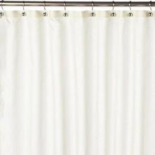 Штора для ванной Carnation Home Fashions Nylon Liner Ivory защитная