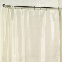 Штора для ванной Carnation Home Fashions Extra Wide Liner Ivory защитная