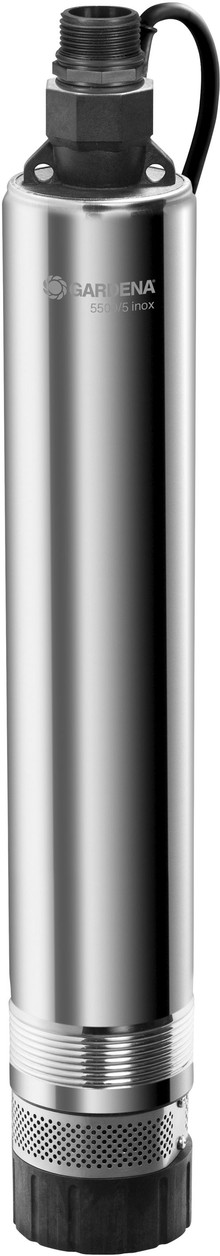 Погружной насос Gardena Premium 6000/5 inox