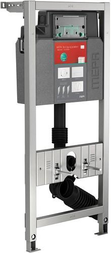 Система инсталляции для унитазов Mepa VariVIT A31 Step 514804 с регулировкой высоты унитаза