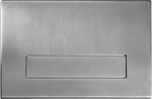 Кнопка смыва Mepa Orbit 421826 нержавеющая сталь
