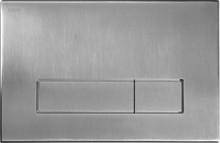 Кнопка смыва Mepa Orbit 421825 нержавеющая сталь