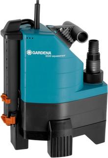 Дренажный насос Gardena Comfort Aquasensor 8500 для грязной воды