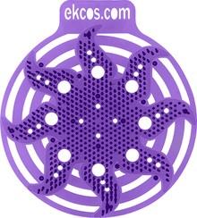 Ароматическая сетка для писсуара Ekcos Powerscreen berry, 2 шт