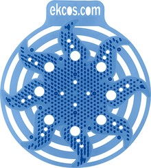 Ароматическая сетка для писсуара Ekcos Powerscreen fresh, 2 шт