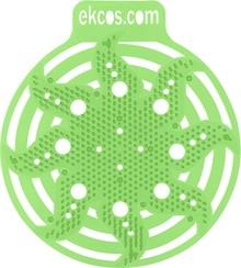 Ароматическая сетка для писсуара Ekcos Powerscreen spiced apple, 2 шт