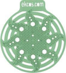 Ароматическая сетка для писсуара Ekcos Powerscreen pine, 2 шт