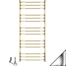 Полотенцесушитель электрический Garcia Микена 15П 50х120 никель хром