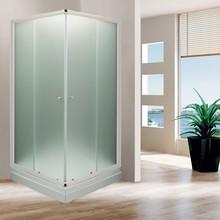 Душевой уголок De Aqua K9090MT-W 90х90, стекло матовое