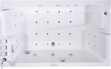 Акриловая ванна Orans BT-62115L