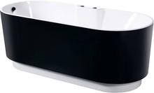 Акриловая ванна Orans BT-NL601- FTSI Black
