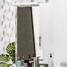 Зеркало-шкаф ValenHouse Ривьера 80 фурнитура хром