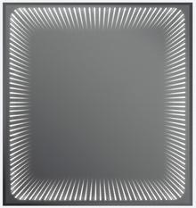 Зеркало Dubiel Vitrum Wenecja 80x75 с подсветкой