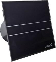 Вытяжной вентилятор Cata E100 G BK