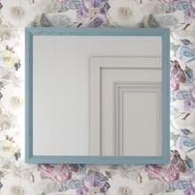 Зеркало Kerama Marazzi Provence 80 синее, с подсветкой