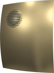Вытяжной вентилятор Diciti Parus 4C champagne