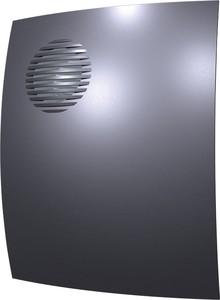 Вытяжной вентилятор Diciti Parus 4C dark gray metal