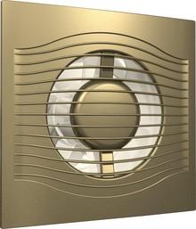 Вытяжной вентилятор Diciti Slim 4C champagne