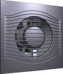 Вытяжной вентилятор Diciti Slim 4C dark gray metal