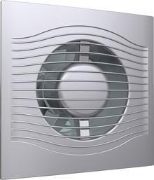 Вытяжной вентилятор Diciti Slim 4C gray metal