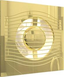 Вытяжной вентилятор Diciti Slim 4C gold
