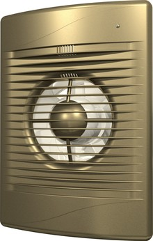 Вытяжной вентилятор Diciti Standard 4C champagne