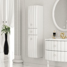 Шкаф-пенал Aima Design Pearl 30П L white