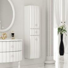 Шкаф-пенал Aima Design Pearl 30П R white