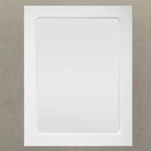 Зеркало 1MarKa Прованс 65 белый глянец