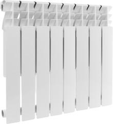 Радиатор алюминиевый Rommer Plus 500 8 секций