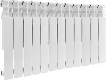 Радиатор алюминиевый Rommer Plus 500 12 секций