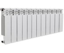 Радиатор алюминиевый Rommer Profi 350 12 секций