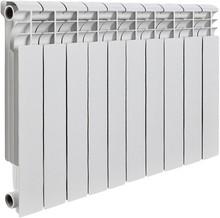 Радиатор алюминиевый Rommer Profi 500 10 секций