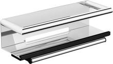 Полка Black&White Swan SN-2351 со стеклоочистителем