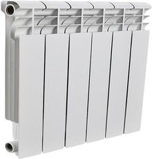 Радиатор биметаллический Rommer Profi Bm 350 6 секций