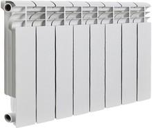 Радиатор биметаллический Rommer Profi Bm 350 8 секций