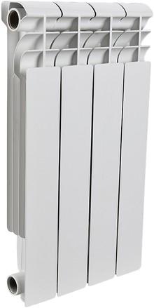 Радиатор биметаллический Rommer Profi Bm 500 4 секций