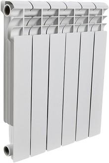 Радиатор биметаллический Rommer Profi Bm 500 6 секций