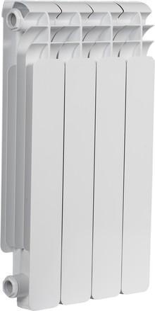 Радиатор алюминиевый Sira Emilia 500 4 секций