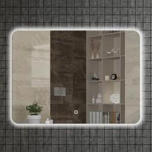 Зеркало Armadi Art Vallessi 100x60, круговая подсветка