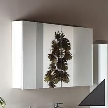 Зеркало-шкаф Armadi Art Vallessi 100 антрацит