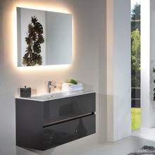 Мебель для ванной Armadi Art Vallessi 80 антрацит