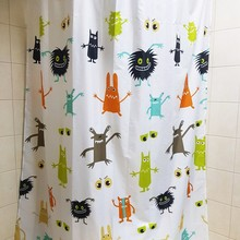 Штора для ванной Bath Plus 2100F/3 Mad wood